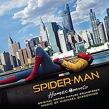 Spider-Man Homecoming soundtrack cover.jpg