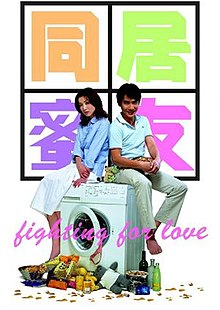 Fighting for Love poster.jpg