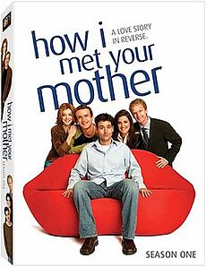 How I Met Your Mother Season 1 DVD Cover.jpg