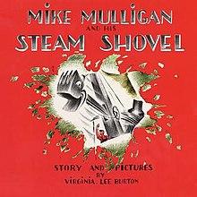 迈克·马力甘和他的蒸汽挖土机