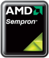Sempron logo as of 2007