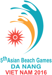 2016 Asian Beach Games logo.png