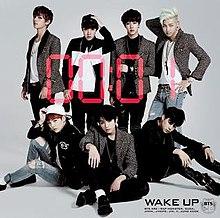 WAKE UP (防弹少年团专辑)