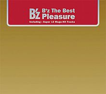 B'z 1st best B'z The Best Pleasure.jpg