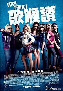 Promotional poster for film Pitch Perfect.jpg.jpg
