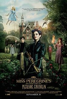 Miss Peregrine's Home for Peculiar Children Poster.jpg