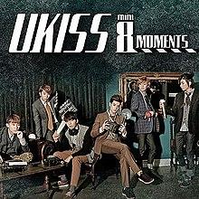 MOMENTS (U-KISS专辑)