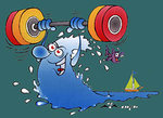 1999 World Weightlifting Championships logo.png