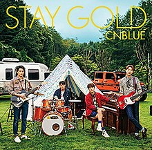 Stay Gold (CNBLUE专辑)