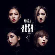 Hush (miss A专辑)