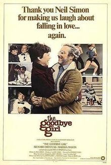The Goodbye Girl film poster.jpg