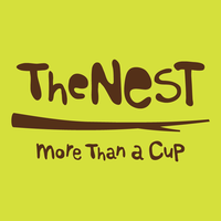 The Nest Coffee Shop的標誌