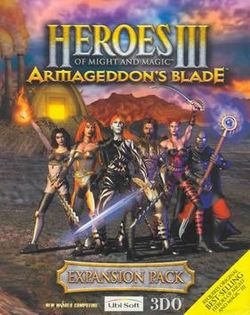 Heroes of Might and Magic III Armageddons Blade Cover.jpg