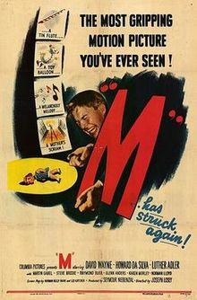 M就是凶手 (1951年电影)