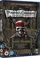 加勒比海盗系列电影