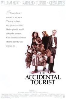 The Accidental Tourist film poster.jpg