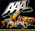 AAA - BLOOD on FIRE CD-DVD.jpg