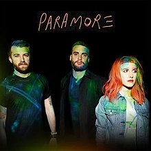 Paramore (专辑)