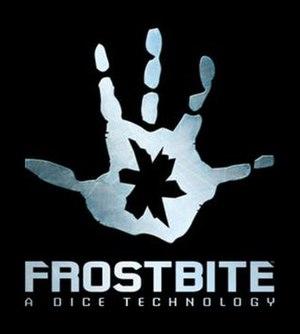 frostbite引擎图标 - 寒霜引擎