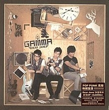 Gamma (专辑)