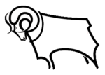 Badge of Derby County