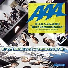 AAA - 6th Album Buzz Communication Pre-Release Special Mini Album.jpg