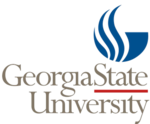 Georgia State University flame logo.png