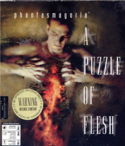 Phantasmagoria A Puzzle of Flesh(Game Cover).jpg
