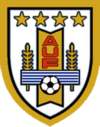 Uruguay national football team logo.png