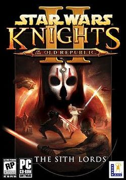 星球大战旧共和国武士II:西斯领主Star Wars Knights of the Old Republic II: The Sith Lords