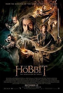 The Hobbit - The Desolation of Smaug Teaser Poster.jpg