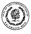 Seal of the Corporation of Kalamazoo.png