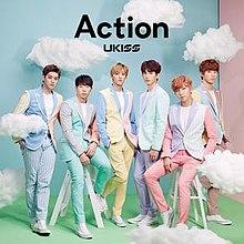 Action (U-KISS专辑)