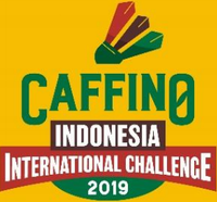 Caffino Indonesia International Challenge 2019.png