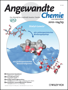 Angewandte Chemie 2012 Volume 124 Issue 29 Cover.png