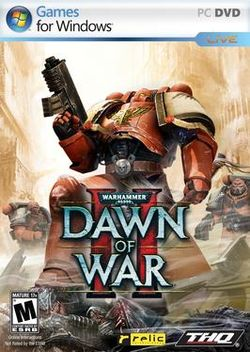 Warhammer 40000 Dawn of War II Boxart.jpg