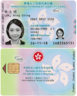 Front of a Smart Identity Card 2018.png