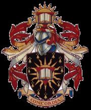 协和大学校徽