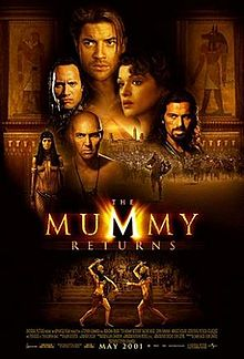 神鬼傳奇2 魔蠍大帝 The Mummy Returns