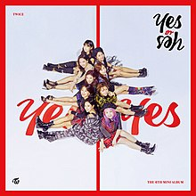 TWICE - YES or YES Cover.jpg