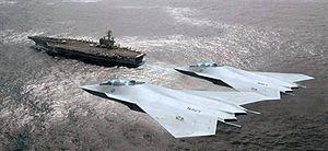 F/A-XX战斗机
