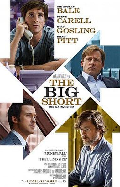 大賣空 The Big Short 2015 [簡]