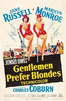 Gentlemen Prefer Blondes film poster.jpg