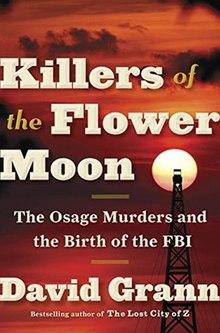 花月杀手:奥色治谋杀案与联邦调查局的诞生