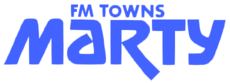 Fm Towns Marty logo