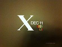 X Dec 11