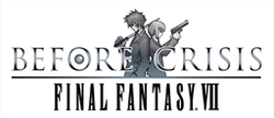 Logo for Before Crisis: Final Fantasy VII