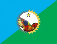 Flag of the People's Liberation Party (East Timor).png