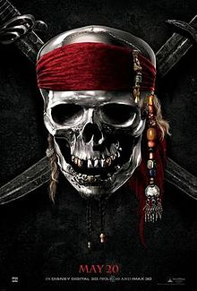 神鬼奇航4:幽靈海 Pirates of the Caribbean: On Stranger Tides