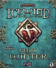冰风谷:寒冬之心(Icewind Dale: Heart of Winter)